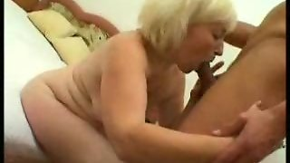 Mature Old Woman 24