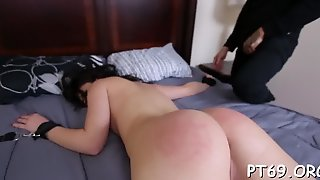 Babe Worships Big Cock