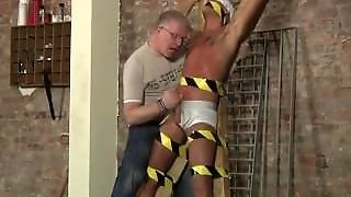 Grandpa To Gey Men Gay Sex Photos Slave Boy Made To Squirt