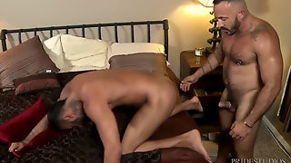 Hairy Studs Fucking Each Other