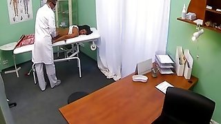 Teen Fucking In A Fake Hospital