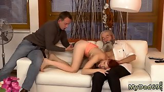 Fuck Me Daddy Scream Unexpected Practice With An Older Gentleman