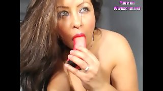 Big Latin Boobs On Cam