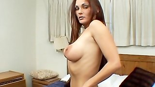 Hot Sexy Wife With Big Tits Solo
