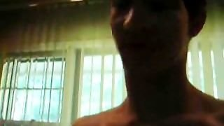 Latino Wank And Cum (Solo)