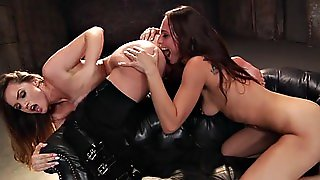 Tori Black, Aidra Fox