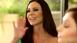 Ariana Marie And Kendra Lust At Mommy S Girl