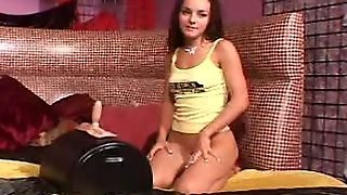 Cytherea On A Sybian