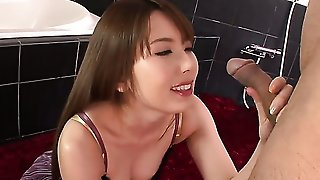 Yui Hatano Is A Naughty Girl