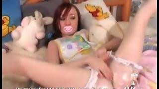 Adult Baby And Diaper Lover Abdl  Diaper Girl