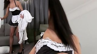 Punishbox - Dirty Maid Makes A Mess