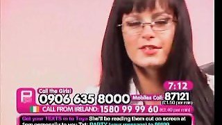 Secretary Toya In Glasses On Babestation #6