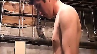 Gay Twinks Deep Throating Fun