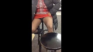 Bla Ck, Ebony And Black, Upskirt S, Blackandebony, Blackebony, Flashing Ebony, Ebo Ny, Of Black Ebony