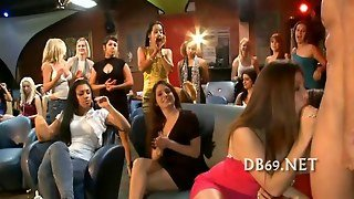 Different Blow Jobs At Henparty Movie