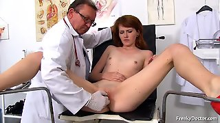 Exclusive Gyno Club Anna Swix