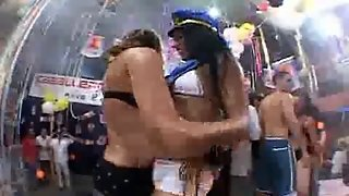 Brazil Party Group Hardcore Sex With Sexy Horny Babes