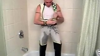 Make Water Fuck-Rubber Two Latex