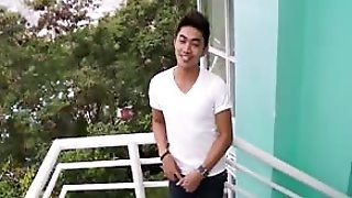 Asian Hunk Makes You Happy