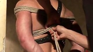 Hot French Hunk Wilfred Knight In Bondage