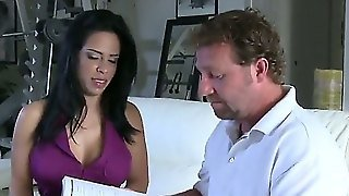 I Want To Learn Spanish And My First Lesson Begins With Sweet Seduction. My Teacher Is A Very Handsome And Very Horny Man With Hard Big Cock. The Lesson Ends With Hard Sex!