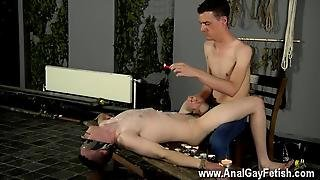 Sexy Men Wanked And Waxed To The Limit