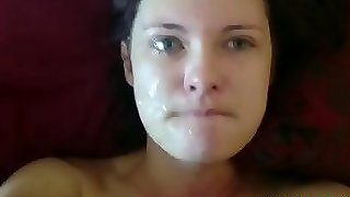 Homemade Teen Loves Anal Creampie & Facials,by Blondelover