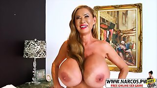 Shaved Mother In Law Minka Ride Cock Hot Young Step-Son