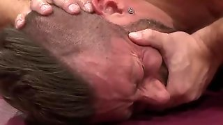 Hairy Rimming, Muscled Anal, Fetish Domination, Rimming Hairy, Brunette With Tattoos, Gayfetish, Two Gay, Gay Hairy Anal