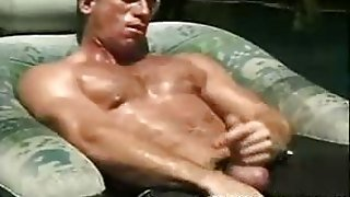 Big Muscle Blowjob
