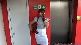 Babes, Blowjobs, Office