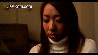 Japanese Housewife Titjob