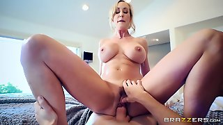 Milf Brandi Is Back For My Cock