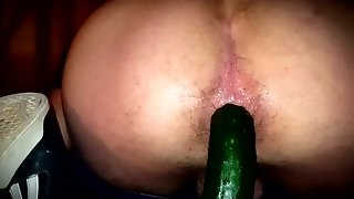 Solo Hd, Anal Solo, Vegetable, Huge Dildo Anal, Monstercock Anal, Gay Cucumber, Huge Dildo In Anal, Fucked With A Dildo