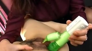 Submissive Japanese Sex Object Tied And Tormented By Femdom And Maledom