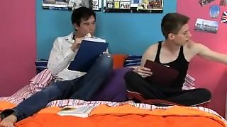 Gay Teen Gay Sex Clips It Happens Organically With Sensuous Smooches And