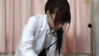 Super Sexy Japanese Nurses Sucking Part6