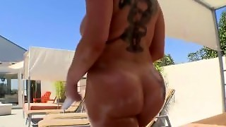 The Ass On Dayna Vendetta Is Insane