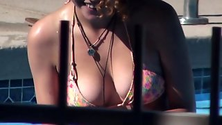 Sexy Teen At The ###l