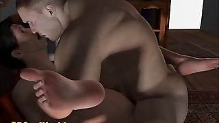 3D Gay Hardcore Cartoon Animated Movie Yaoi Hentai Animation
