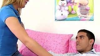 Marina Angel Gets Pounded And Creampied