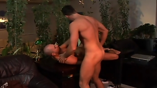 Horny Gay Couple Getting Hot And Frisky - Lucas Entertainment