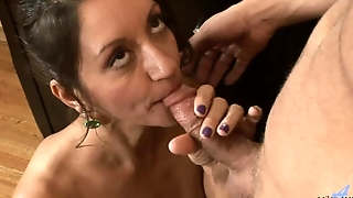 Busty Hairy Cougar Pussy Pounded