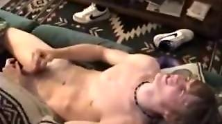Twink, Blonde, Masturbating, Webcam, Amateur, Solo Male, Wanking, Young, Gay, Homemade, Masturbate