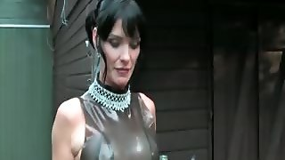 Dirty Carmen In Hard Core Bdsm Bdsm