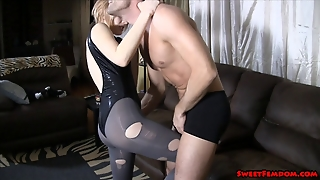 Teased And Used By Orias Part 1 Ballbusting Cbt