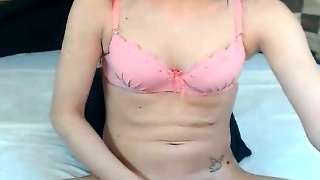 Red Head Tranny On Cam