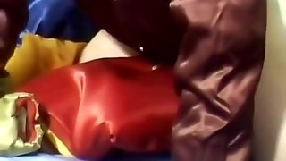 Satin Pillow Satin Fun