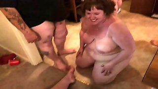 Homemade Bbw Orgy