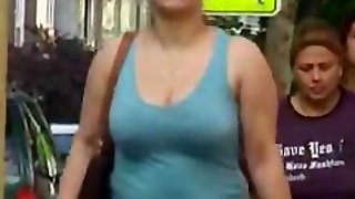 Candid Tits Candid Boobs In Hd